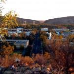 Австралийский курорт Алис Спрингс