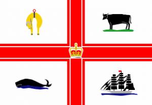 Флаг Мельбурна