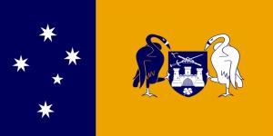 Флаг столицы Австралии