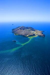 Остров Уайт — действующий вулкан страны.